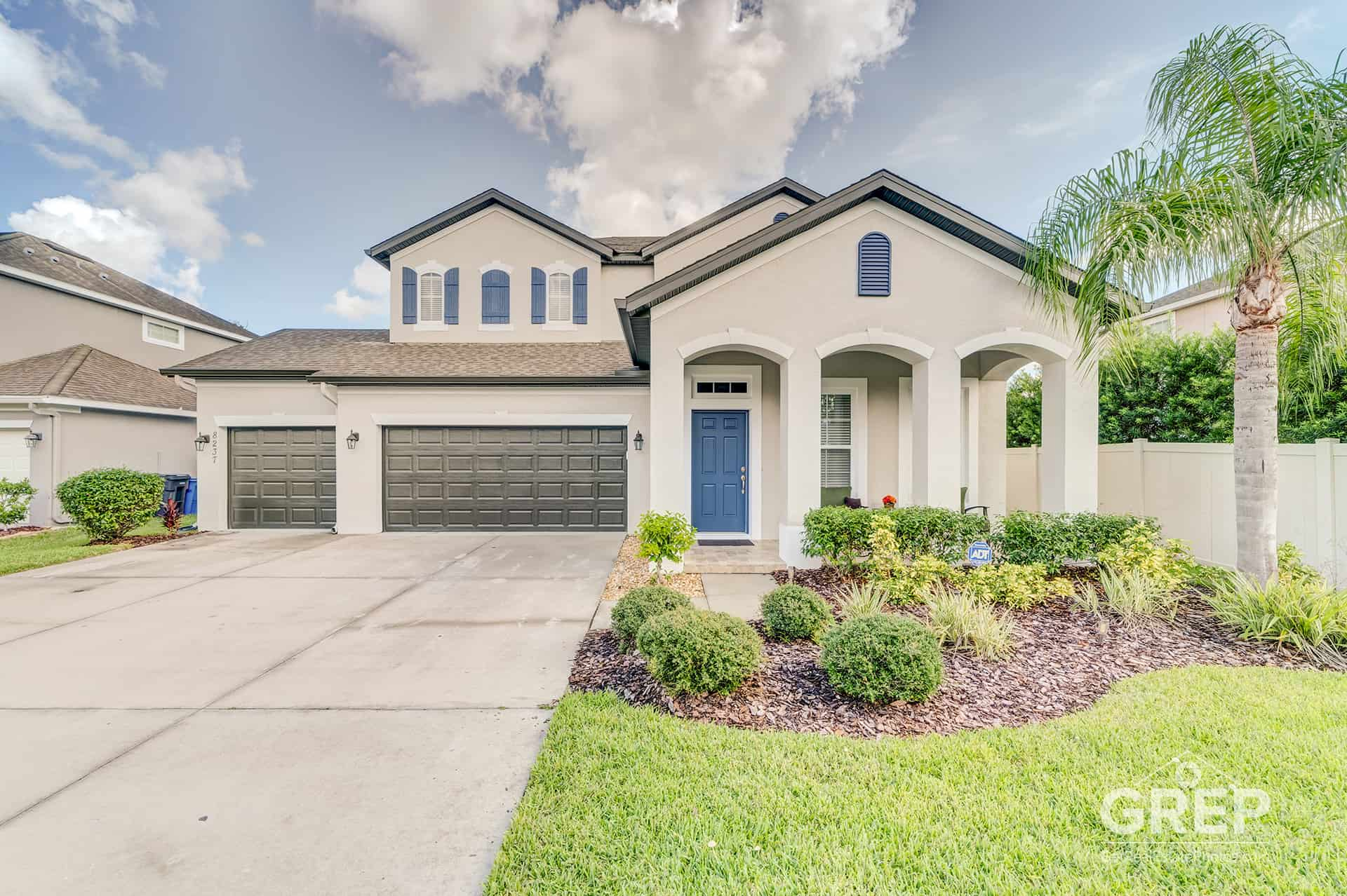Exterior Real Estate Photography Tampa